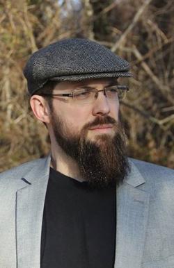 Daniel Ford Cecil Con Author Alley