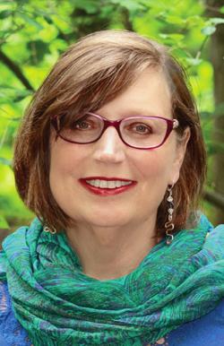 Sharon Brubaker, Author - Cecil Con Author Alley