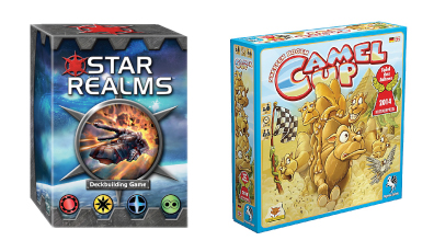 Star Realms Camel Up Card & board Game Center Cecil Con