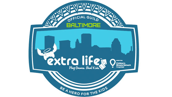 Extra Life Baltimore Guild Cecil Con Video Game Center