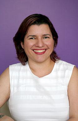 Liz DeJesus, Author - Cecil Con Author Alley