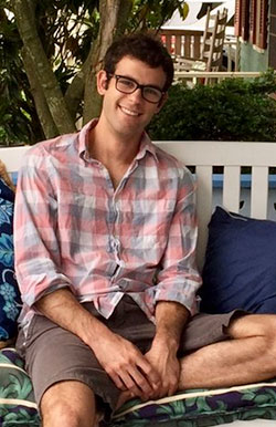 Ryan D Gebhart, Author - Cecil Con Author Alley