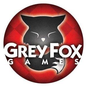 Grey Fox Games Cecil Con 2019