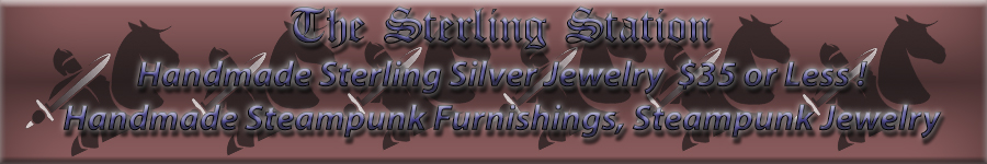 The Sterling Station - Steampunk Accessories - Cecil Con North East Md