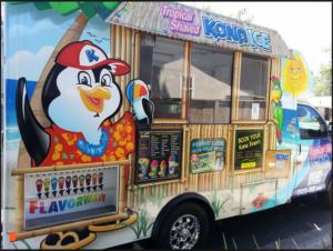 Kona Ice Truck - Cecil Con North East MD