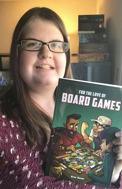 Erin Dean - For the Love of Board Games - Special Guest - Cecil Con North East MD