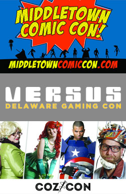 MG Events 0 Artist Alley - Cecil Con North East MD